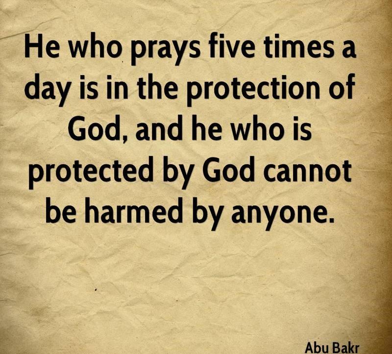 Hazrat Abu Bakar R.A Quotes (12)