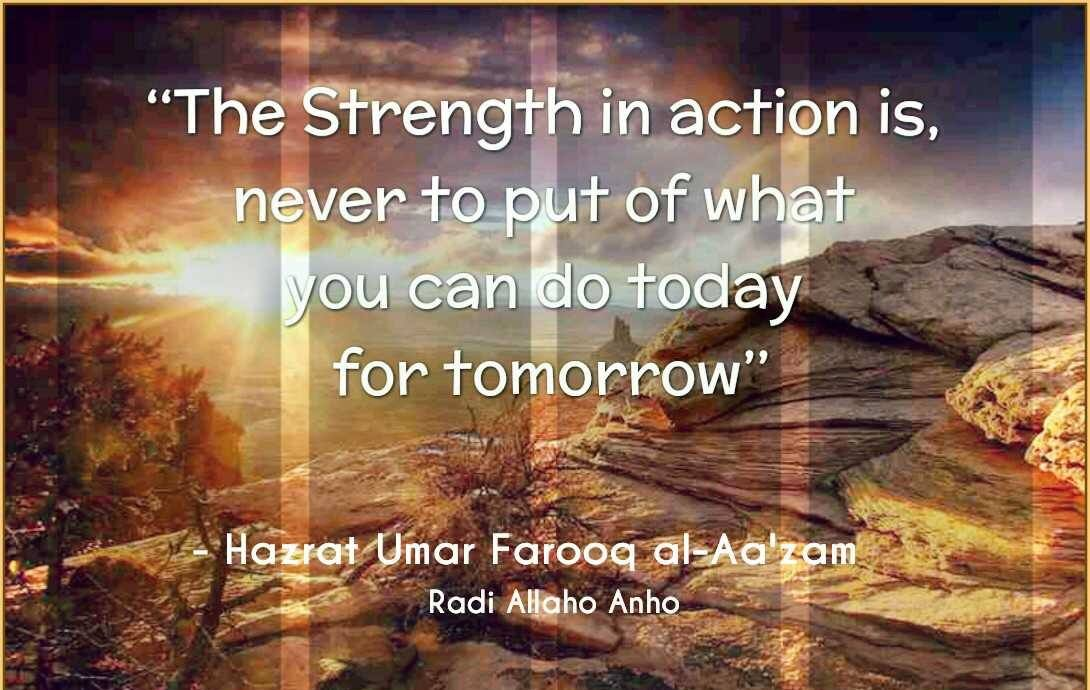 Umar Bin Khattab Quotes (36)