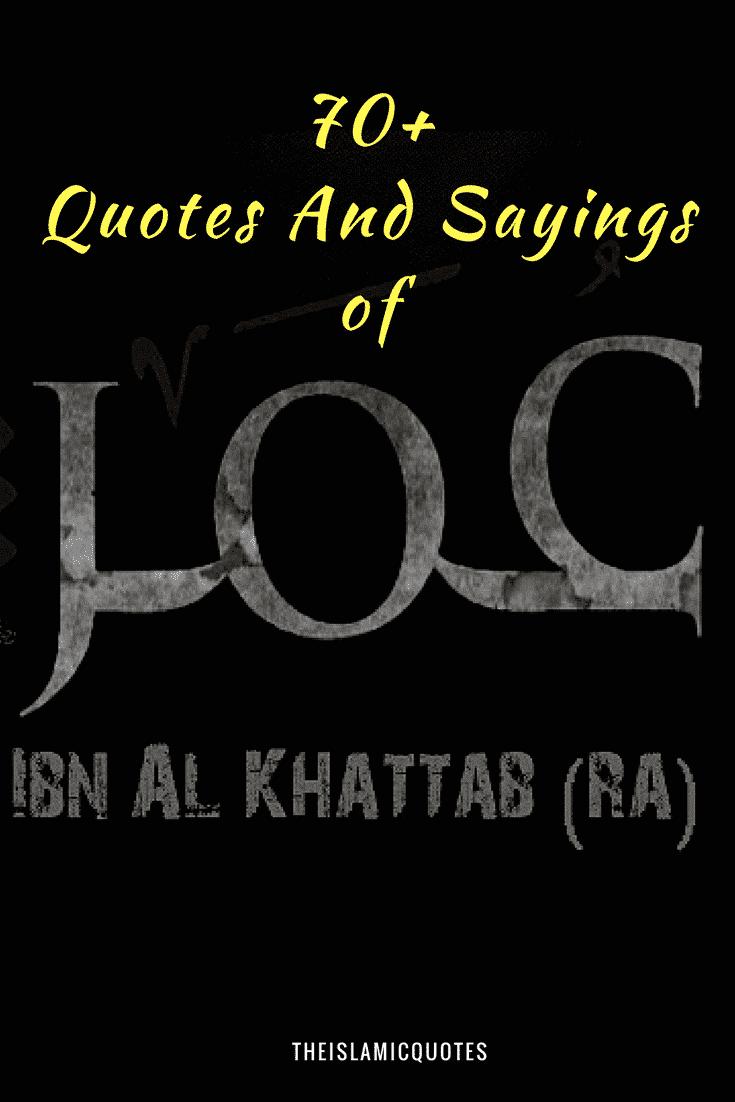 Hazrat Umar Farooq R.A Quotes (6)