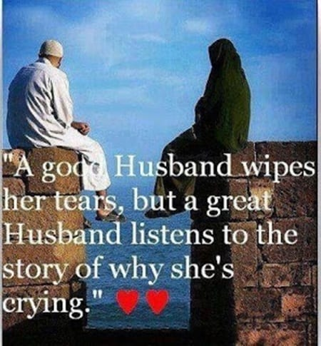Husband what her quotes a from needs wife 100 Affectionate