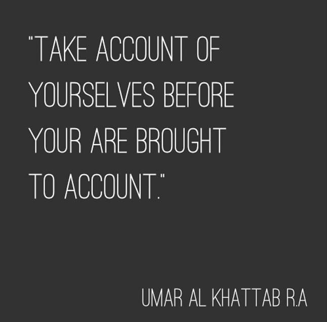 Umar Bin Khattab Quotes (31)