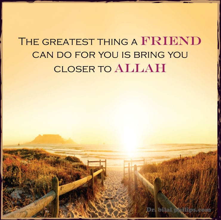 60 Best Islamic Quotes On Friendship Value Of Friendship Interesting Islamic Quotes About Friendship