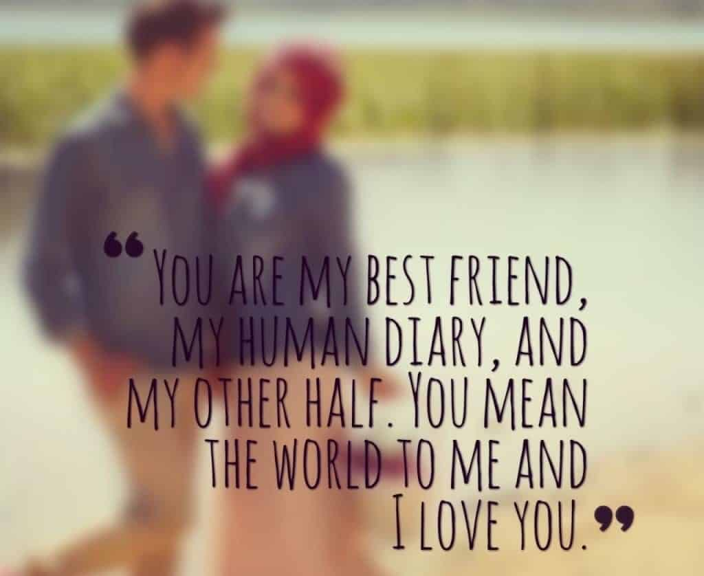 Islamic love Quotes - 40 + Islamic love Quotes for Husbands