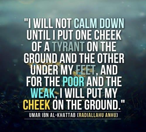 Umar Bin Khattab Quotes (25)
