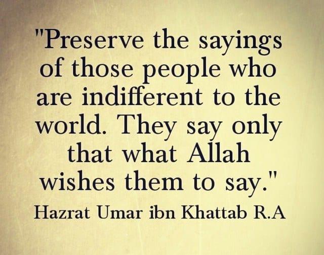 Umar Bin Khattab Quotes (16)