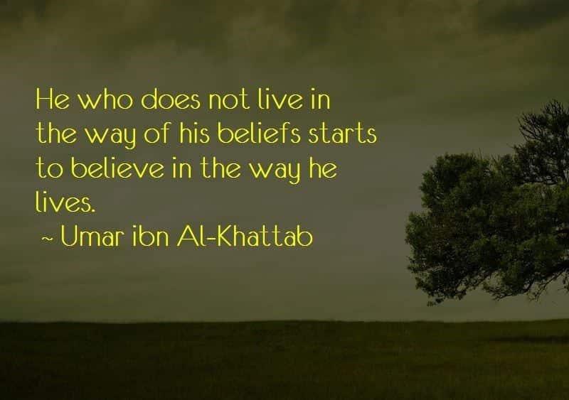 Umar Bin Khattab Quotes (7)