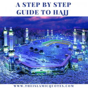 Step by step guide for hajj (2)
