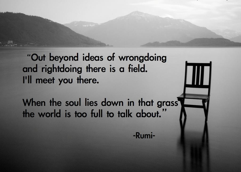 50 Beautiful Rumi Quotes About Love, Life & Friendship