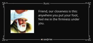 Rumi Beautiful Quotes About Love. Life & Friendship (30)