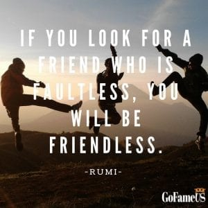 Rumi Beautiful Quotes About Love. Life & Friendship (27)