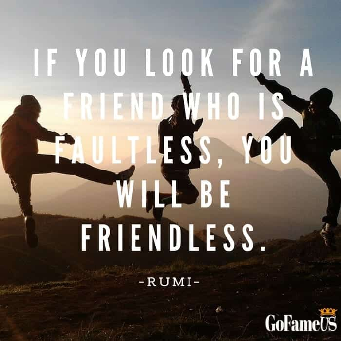 50 Beautiful Rumi Quotes About Love Life Friendship