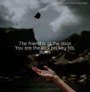 Rumi Beautiful Quotes About Love. Life & Friendship (26)