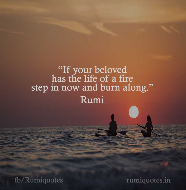 Rumi Quotes Inspiration 48 Beautiful Rumi Quotes About Love Life Friendship