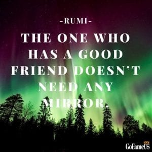 Rumi Beautiful Quotes About Love. Life & Friendship (23)
