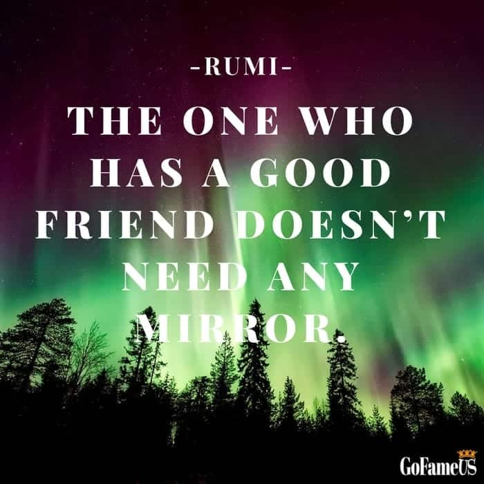Rumi Quotes Interesting 48 Beautiful Rumi Quotes About Love Life Friendship