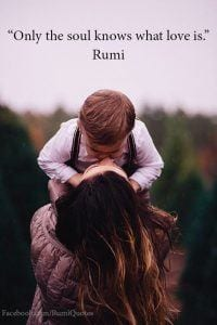 Rumi Beautiful Quotes About Love. Life & Friendship (12)