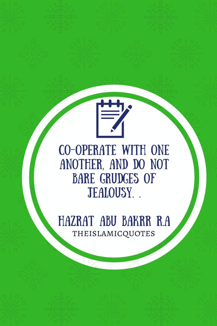 Hazrat Abu Bakar Saddique R.A Quotes (4)