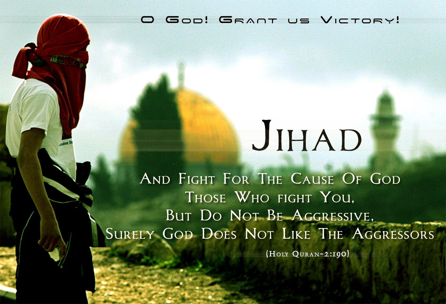 20 Islamic Quotes On War And Jihad War And Peace In Quran