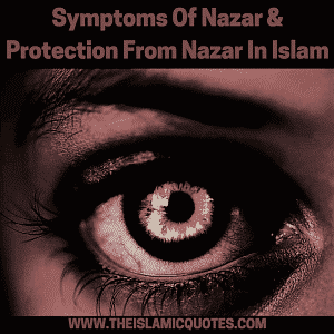 Symptoms Of Nazar & Its Cure (1)