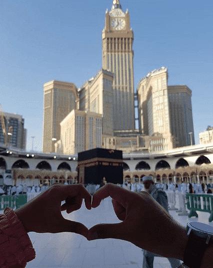islamic way of hajj