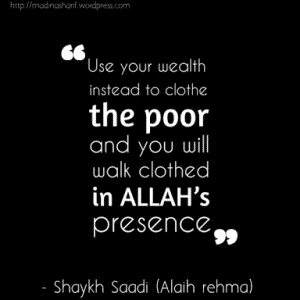 Wealth according to Islam (4)