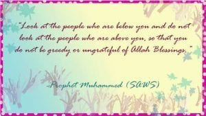 Islamic Quotes on thanking Allah (30)