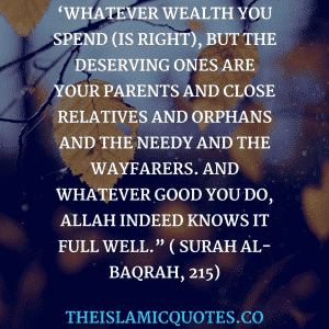 Wealth according to Islam (6)