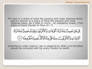 Wealth according to Islam (11)