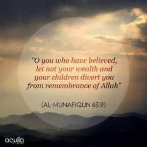 Wealth according to Islam (20)