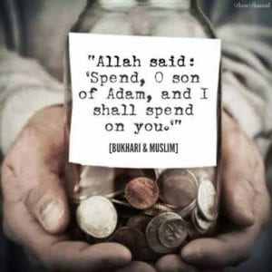 Wealth according to Islam (21)