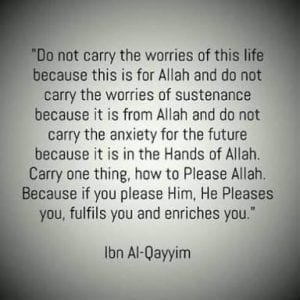 Quotes about hardships in life islam (44)