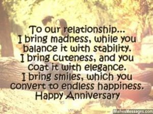 Marriage anniversary wishes (42)
