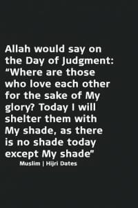 Judgement day quotes In Islam (30)