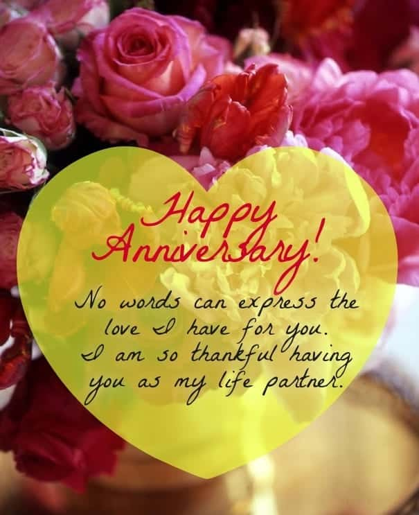 51 Wedding Anniversary Quotes: 50+ Marriage Anniversary Status For Husband In English
