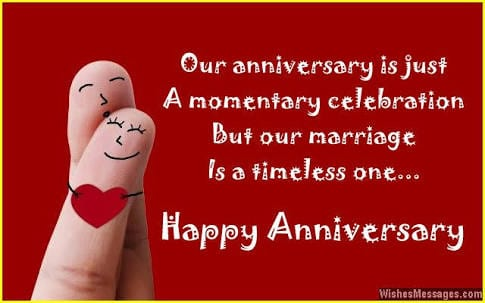 Marriage anniversary wishes (25)