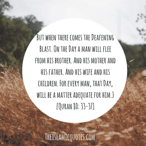Judgement day quotes In Islam (7)