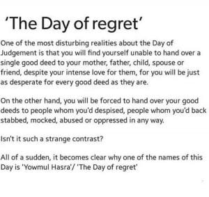 Judgement day quotes In Islam (24)