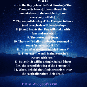 Judgement day quotes In Islam (42)