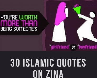 islamic quotes on zina