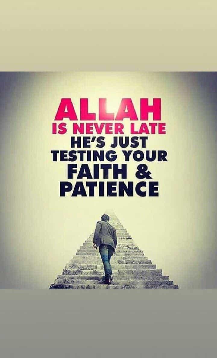 Sabr in Islam (31)