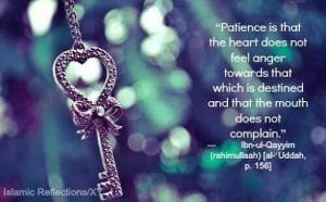 Sabr in Islam (28)