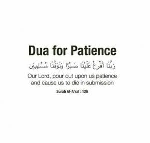 Sabr Quotes in Islam-30 Beautiful Islamic Quotes on Patience