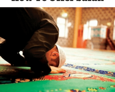 How To Perform Prayer (Salah) (5)