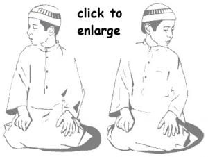 How To Perform Prayer (Salah) (6)