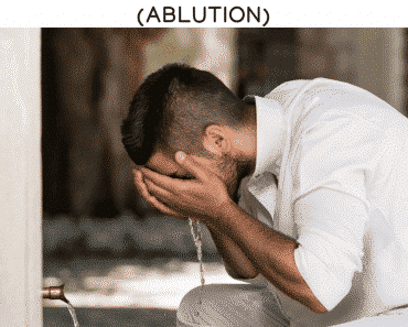 How To Perform Ablution (Wudu) (2)