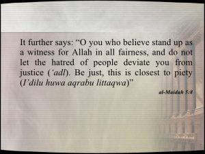 Islamic Quotes About Justice In Islam (12)