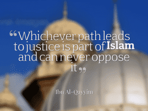 Islamic Quotes About Justice In Islam (1)