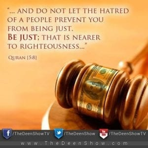 Islamic Quotes About Justice In Islam (5)
