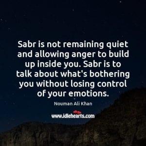 Sabr in Islam (37)