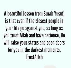 Sabr in Islam (1)